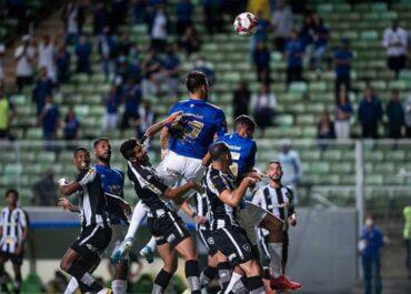 Análise: com primeiro tempo apático, Botafogo passa longe da vitória contra o Cruzeiro