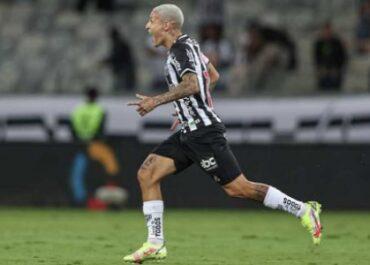 Atlético-MG amassa o Fortaleza no Mineirão e fica muito perto de sua terceira final na Copa do Brasil