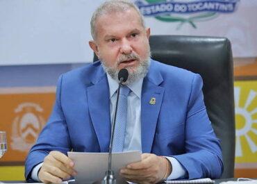 STJ determina afastamento do governador do TO, Mauro Carlesse