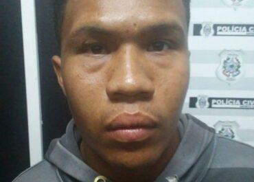Homem é preso por matar jovem por causa de pipa em Linhares